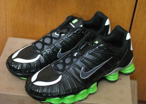En Tlx Argent Nike Neuf Vert Noires Chaussures Homme Shox 030 Boîte 488313 2011 qPfxn4wOF
