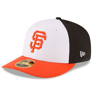 San-Francisco-Giants-New-Era-Cap-MLB-Front-N-Center-Low-Profile-Team-59Fifty-Hat