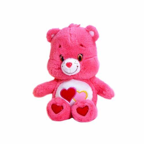 "Care Bears Series 6 Love-A-Lot Bear 10.5/"" Plush Soft Toy"