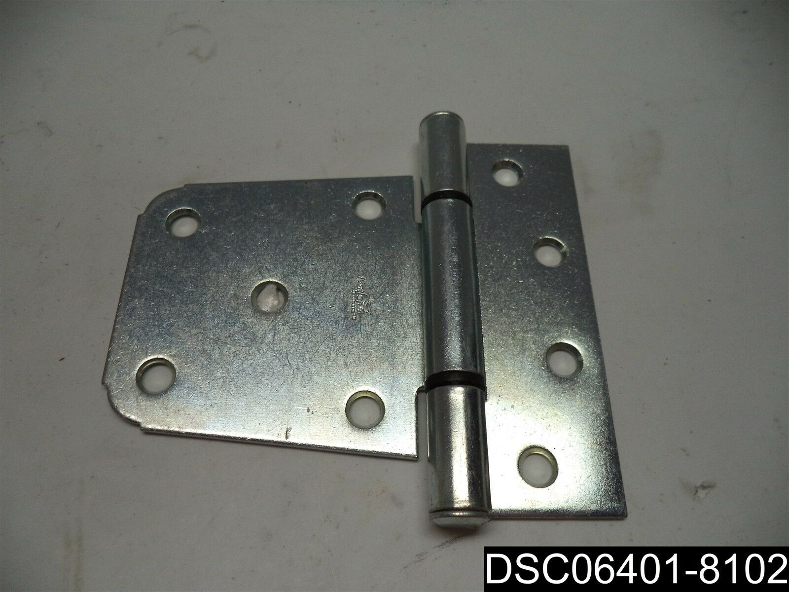 Qty= 33  National Hardware Steel Extra Heavy Gate Hinge 3-1 2  N223-875