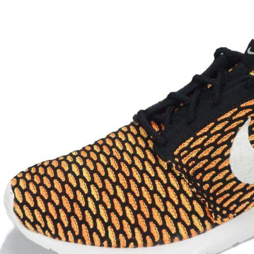Nike Scarpe Natural da arancioni Nm nere Motion One ginnastica Roshe Flyknit uomo rqTa6twqx