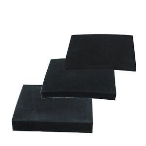 unterlage f r terrasse terrassen unterkonstruktion aus gummi zum ausgleichen ebay. Black Bedroom Furniture Sets. Home Design Ideas