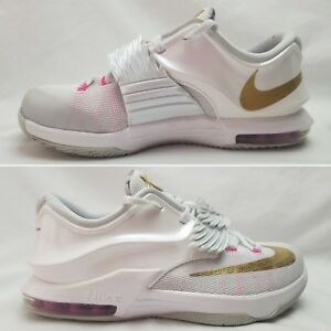 huge discount bd338 7b4f4 Image is loading NIKE-KD-Youth-5-5-Y-Aunt-Pearl-