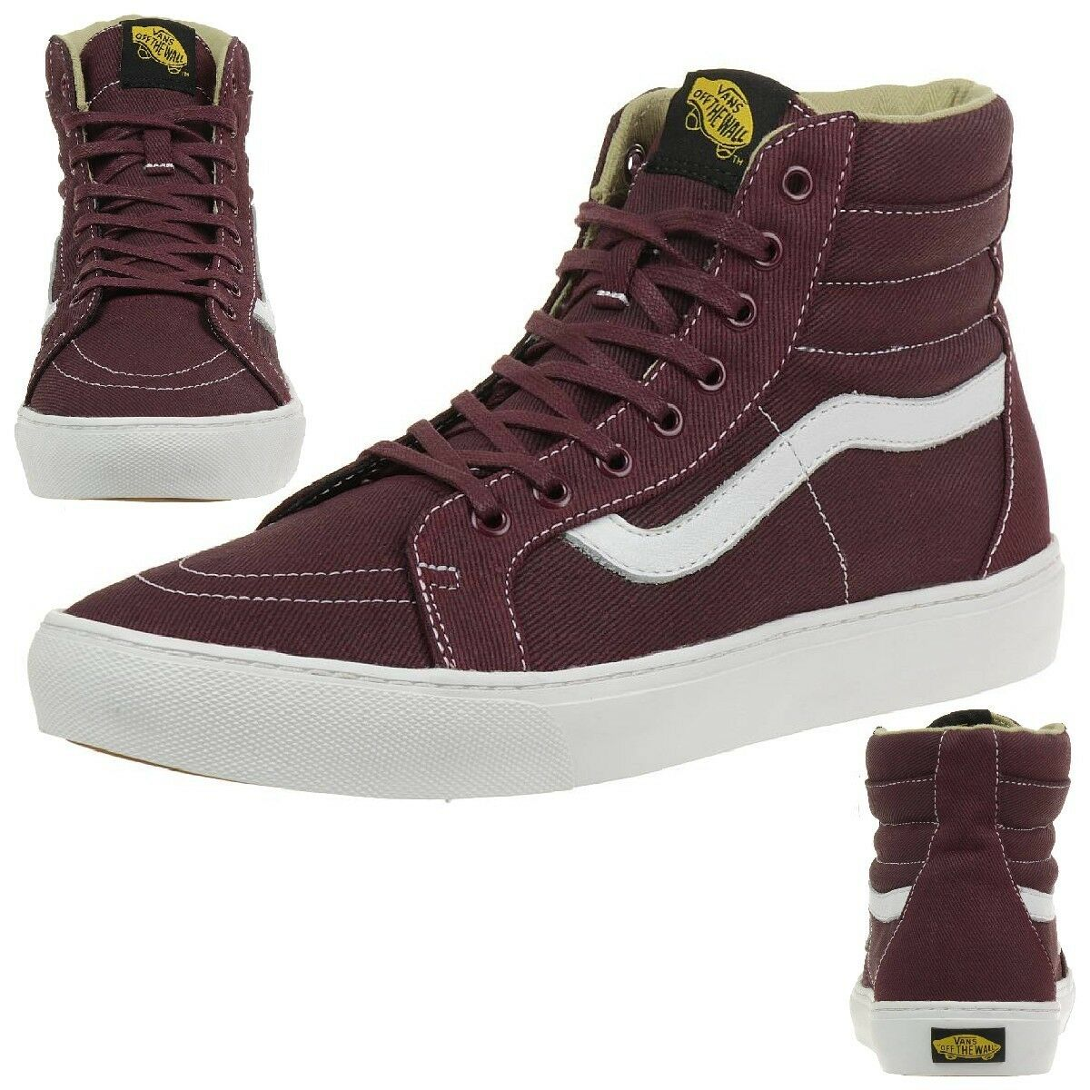 VANS Sneaker Sk8-Hi Cup + Unisex-Erwachsene Sneaker VANS V4O9IW1 Port Royale 36d46c