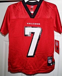 Details about REEBOK MICHAEL VICK ATLANTA FALCONS #7 NFL JERSEY NEW YOUTH BOYS SIZE 8 SMALL