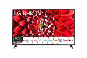 """SMART TV LG 55"""" 4K LED 55UM7050 ULTRA HD DVBT2/S2 Televisore Netflix Alexa Nero"""