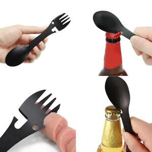 Stainless-Steel-Camping-Survival-EDC-Tool-For-Cutter-Spoon-Bottle-Opener