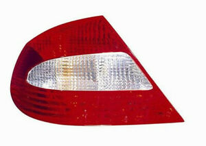 Light-Beacon-Rear-Right-for-Mercedes-CLK-2002-a-2009-Red-White