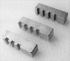 Ridgid The Ridge Tool Company 43412 Set Of Rear Jaws For Pcp 1822 Pipe Threader