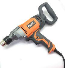 Ridgid 12 Spade Handle Corded Drill Mud Mixer Plaster Concrete R7122