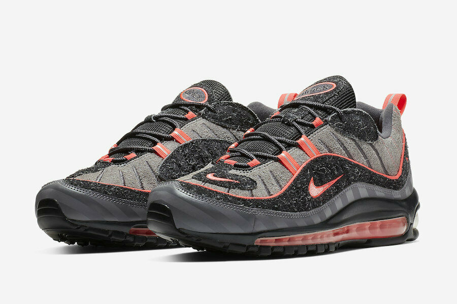 de09c62ffe Men's Brand Air Max 98 Athletic Fashion Everyday Sneakers Nike New ...
