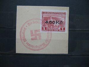 1938 Germany occupation Deutschland  Sudetenland Niklasdorf 75