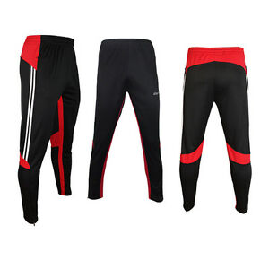 Fashion Men/'s Sport Athletic Soccer Football Fitness Training Sweat Casual Pants