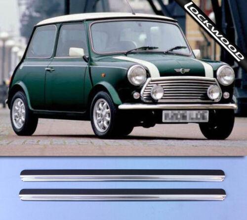 AUSTIN//Rover Mini Sill Protections//coup De Pied Plaques