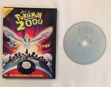English Language ~ Pokemon: The Movie 2000  ~ DVD ~  OOP
