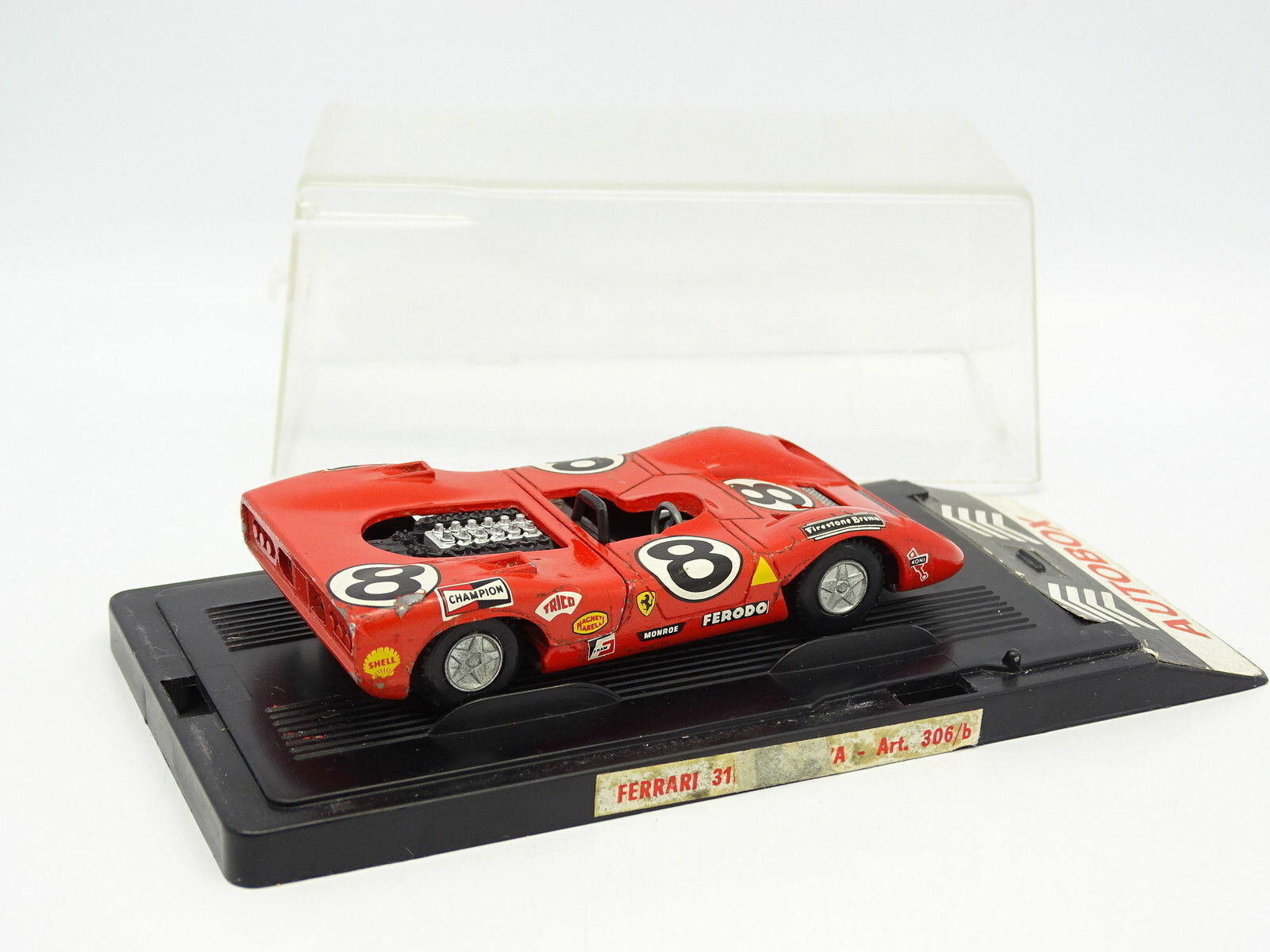 Mercury Autobox 1 43 - Ferrari 312 312 312 P N°8 d79c6e