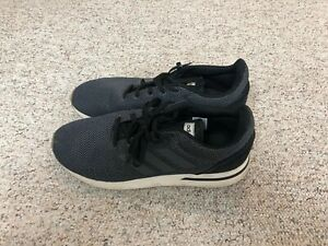 Mens-Adidas-Run-70s-Essentials-Black-Sneaker-Athletic-Shoes-B96558-14