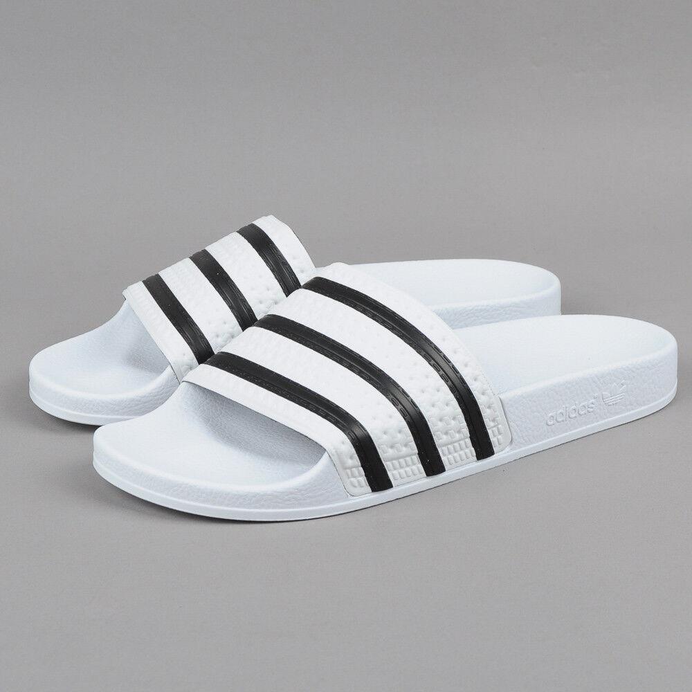 Adidas adilette bianco   cnero   bianca wei ß, 280648 | I più venduti in tutto il mondo  | Uomini/Donna Scarpa