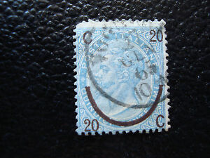 Italy-Stamp-Yvert-and-Tellier-N-22b-Obl-A11-Stamp-Italy-T