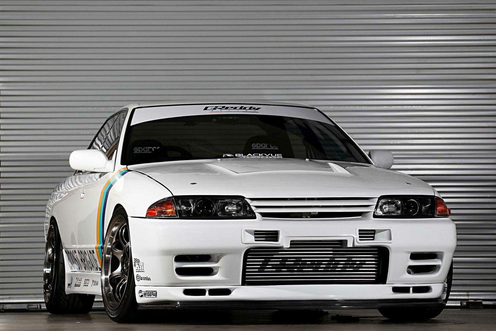1989 Nissan Skyline GTE