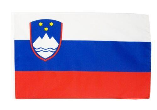 La Slovénie Bannière slovène Drapeaux Drapeaux 30x45cm