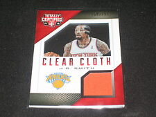 JR SMITH KNICKS CERTIFIED GENUINE AUTHENTIC BASKETBALL JERSEY CARD 270/299