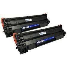 2 Black Laser Toner Cartridges for HP LaserJet Pro M1132 MFP M1217nfw P1102  for sale online   eBay
