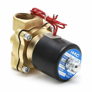 3-4-034-Electric-Solenoid-Valve-AC-220V-Pneumatic-2Port-Water-Oil-Air-Gas-2W-200-20