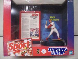 1999 Starting Lineup Sport Stars Mark McGwire (1)
