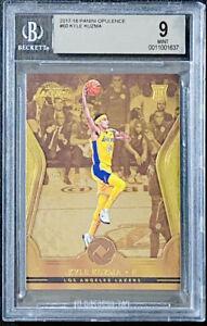 Kyle Kuzma 2017-18 Panini Opulence Rookie RC Los Angeles Lakers /79 BGS 9 POP 1