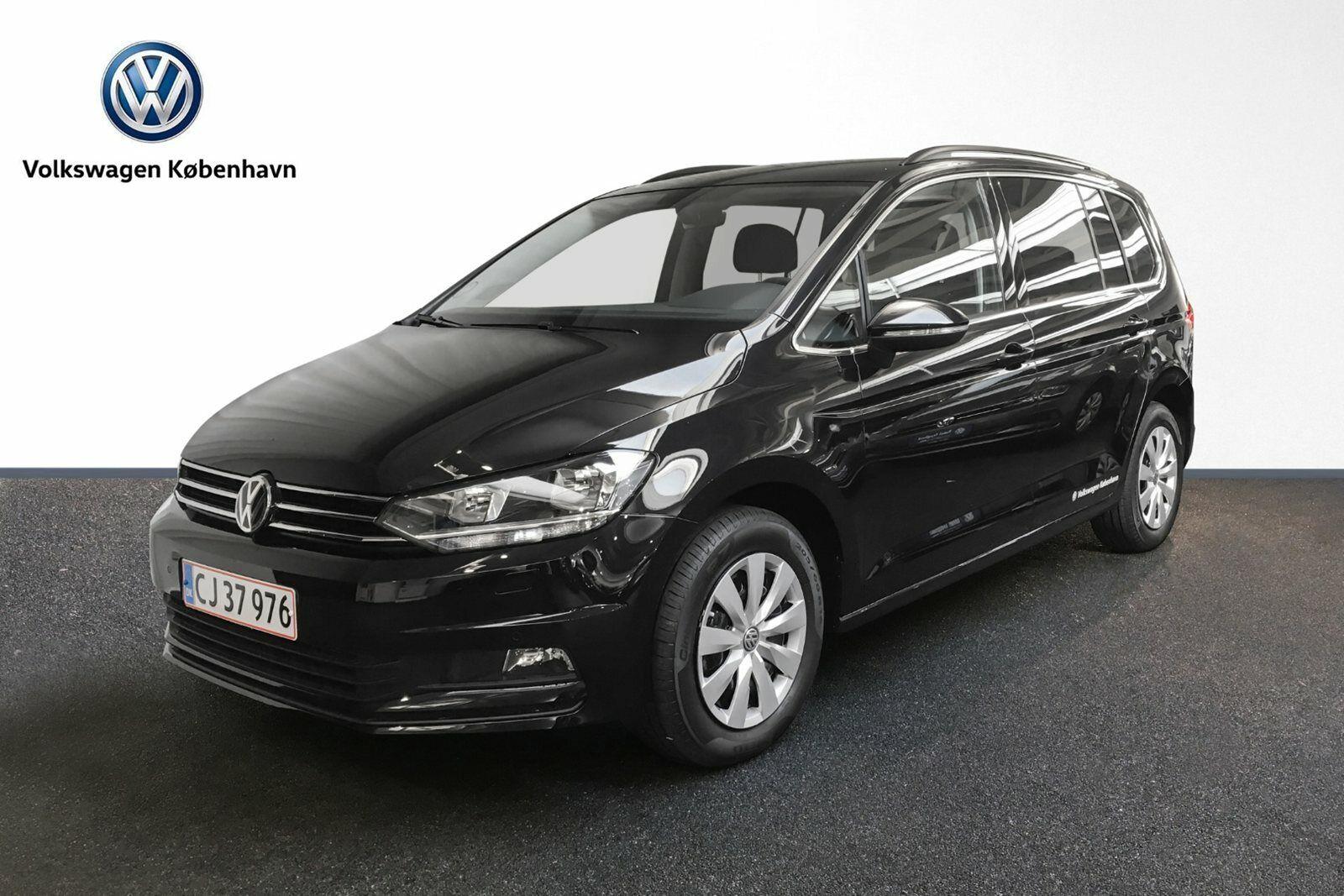 VW Touran 1,5 TSi 150 Comfortline DSG 5d - 344.000 kr.