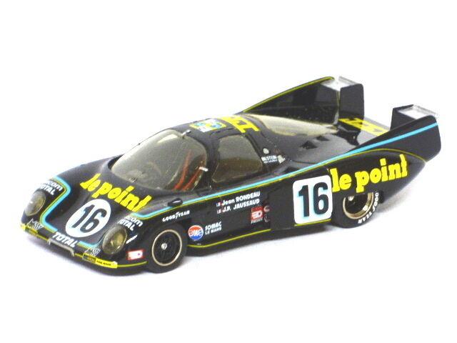 Starter Rondeau M 379 B No.16  LE Point 1TT 1st Le Mans 1980