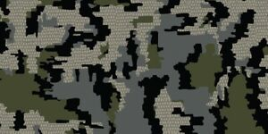 KUIU CAMO PATTERN - ONE ROLL ENOUGH TO WRAP A CAR- CAMOUFLAGE WRAP VINYL