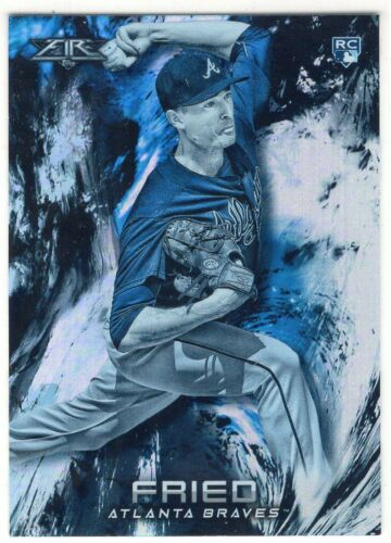 2018 Topps Fire Blue Chip Parallel *You Pick From List* Nice Cards Stars 1-200