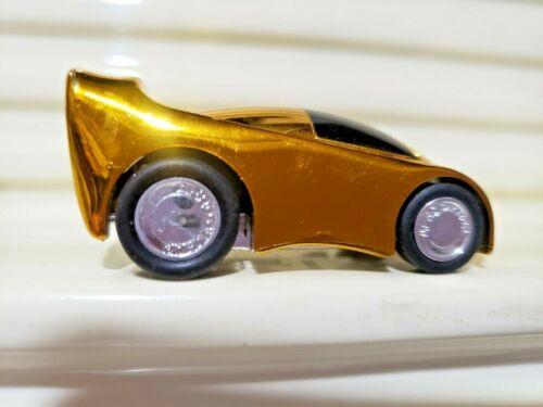 Rare 1986 LUIGI COLANI GOLD Blazin/' Turbo Mint in NewPvcBox Matchbox Takara Co