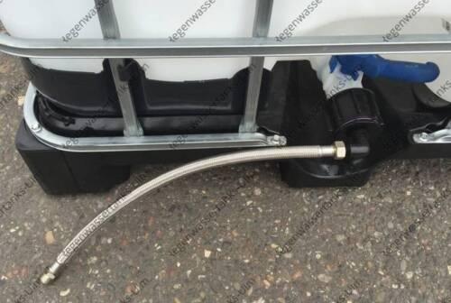 Bebedero apropiado AG para IBC contenedores baja presión #vs5