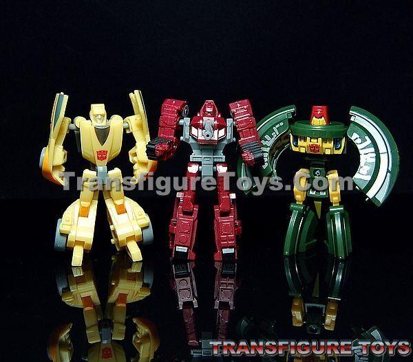 Transformatoren takara classic henkei c19 c19 minibot minibots spionage - team misb