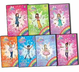 Rainbow-Magic-Magical-craft-141-147-7-Books-Collection-Pack-Set-RRP-34-93