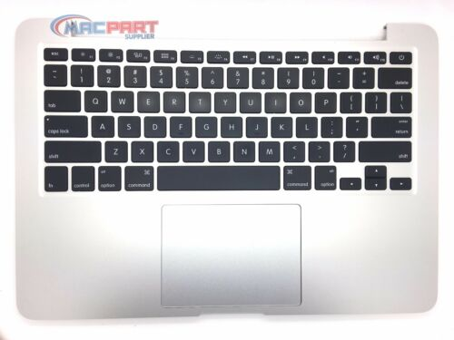 "Top Case Keyboard Battery Trackpad 13/"" MacBook Pro Retina A1502 2013 2014 A"