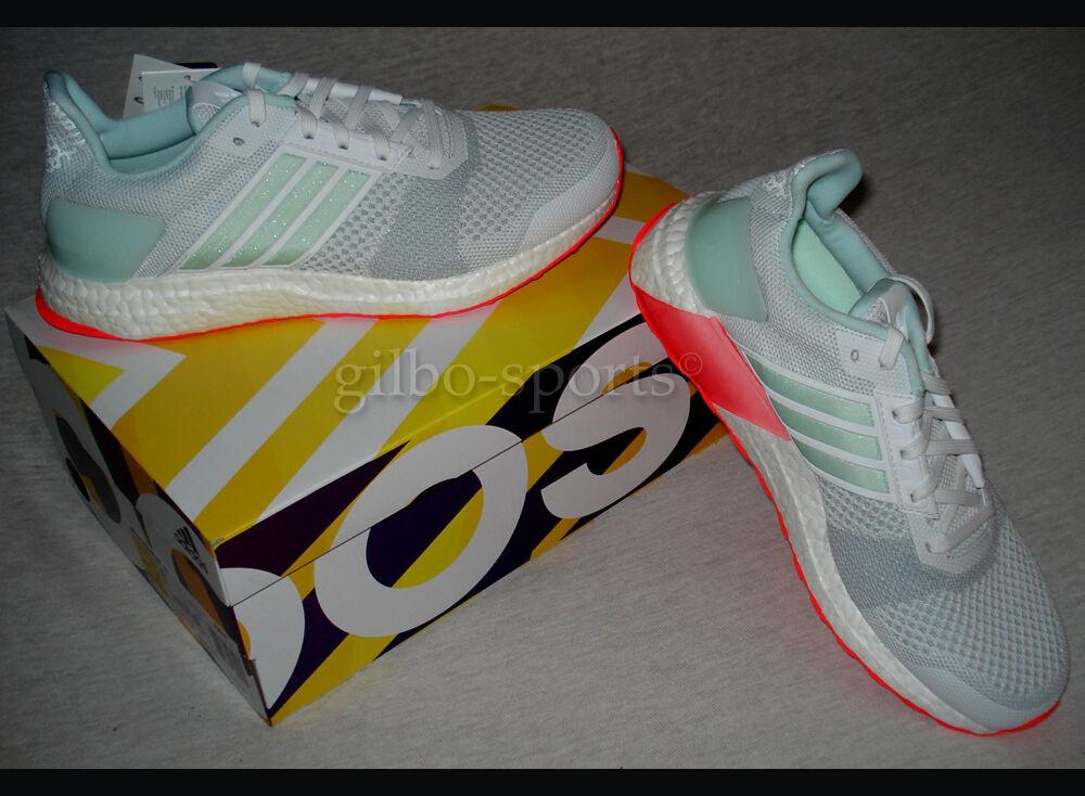 Adidas ultraboost W White Mint Orange /3 39 1/3 40 aq4433 ultra Boost