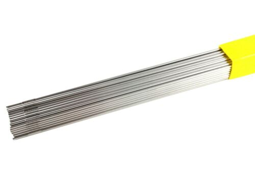 "ER309L 36/"" Pack: 1 or 2 Lb All Sizes - TIG Stainless Steel Welding Rod"