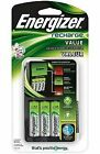 Energizer CHVCMWB-4 Rechargeable AA and AAA Battery Charger