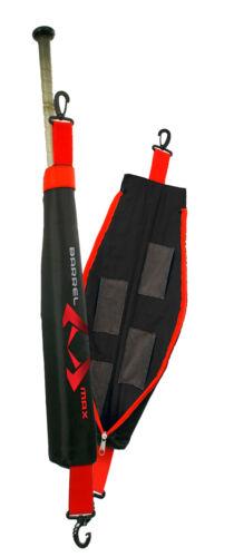 10 XL1 S1 S2 S3 TURQ BASEBALL BATS Barrel Max Bat Warmer BACKPACK EASTON MAKO