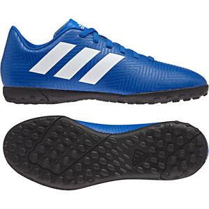 4002a23dce38 Adidas Kids Shoes Boys Soccer Nemeziz Tango 18.4 Turf Football ...