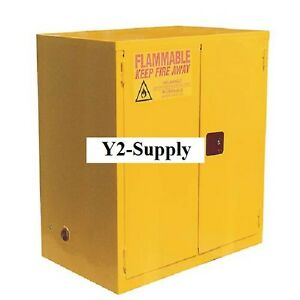 60 gallon flammable storage cabinet