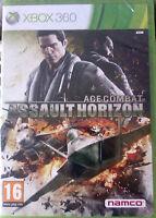 Jeu Xbox 360 assault Horizon (ace Combat) Neuf Sous Blister