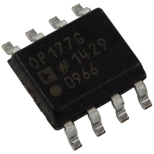 OP177GSZ Analog Devices Op-Amplifier Ultraprecision OpAmp SO-8 856154