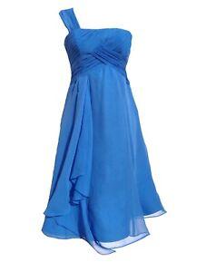 Monsoon Rhumba Size 10 Blue Silk Asymmetric Dress Wedding Party Cocktail Ebay,Winter Wedding Guest Dresses 2020 Uk