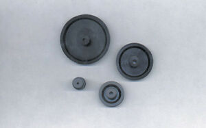 Expo-A26510-4-Piece-Black-Plastic-Pulley-Set-with-2-amp-3mm-Hole-Pulleys-1st-Post