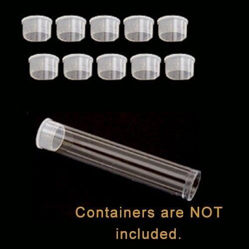 "fits 9//16/"" tubes Round Caps ONLY Sova Enterprises 00015408 10"